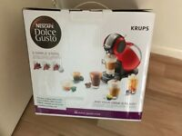 Dolce Gusto Melody 3 manual coffee maker as new.