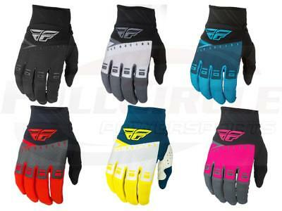 Mx Riding Gloves - Fly Racing F-16 Riding Gloves Adult & Youth Motocross MX/ATV/BMX/MTB Off-Road 19