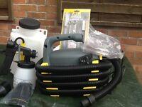 Earlex Spray Station Brand New.