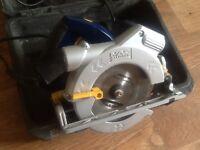 Macallister 240v circular saw