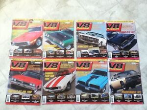 Revues V8 passion