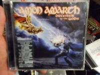 Amon Amarth ‎– Deceiver Of The Gods, CD, VG