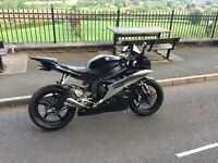 Yamaha R6 2007 model, owned bike from new, immaculate condition, many extras on it, no time wasters
