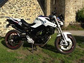 BMW K100 rs professionally modified 1000cc Brat/ tracker