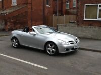 MERCEDES SLK 280 Automatic 36,150 miles. Full Service History. 12 Months M.O.T. Superb Condition.