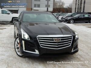 2017 Cadillac CTS Sedan Premium Luxury Collection AWD