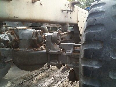 Used, M35A2  2 1/2 Ton Rockwell Rear Axles for sale  Butler