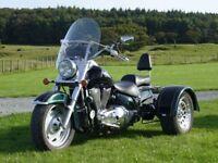 Suzuki Vl1500 trike