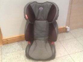 Britax ASIS -full highback,height adjustable group 2 3 booster car seat for 4yrs to 12yrs(15kg-36kg)
