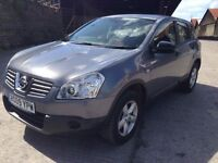 2009 Nissan Qashqai Diesel 1.5 73k Px welcome finance available