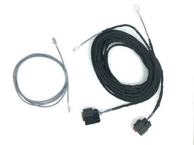 Cable Loom Fog Light Cable Set Retrofitting 17 Pole Switch T5
