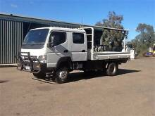4X4 MITSUBISHI CANTER 2009 Muchea Chittering Area Preview