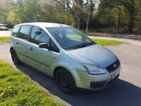 FORD FOCUS C- MAX LX 54/ 2004 PETROL 1.6 MPV ** FAMILY CAR **