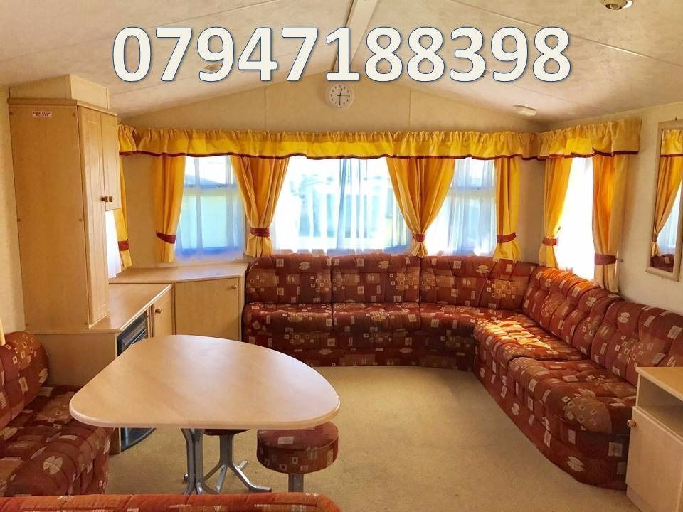 🌟🌟CHEAP DG & CH CARAVAN AT A BARGAIN PRICE AT SANDY BAY OPEN 12 MONTHS 5* FACILITIES LOW FEES🌟🌟