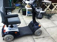 DAYS STRIDER MIDI 4 MOBILITY SCOOTER GOOD CONDITION
