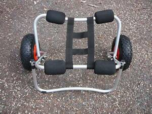 BRAND NEW KAYAK/CANOE CARRIER-TROLLEY **HEAVY DUTY 80KG RATED** Thornlands Redland Area Preview