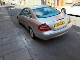 Mercedes benz clk 200 in great condition