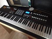 Akai MPK 88 MIDI controller
