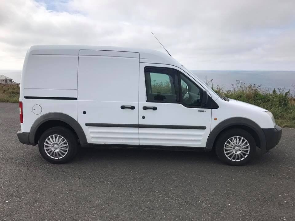 79f652688b REDUCED FOR QUICK SELL - Ford Transit Connect LWB 2008 TDCI - 12 MONTH MOT  - NO VAT