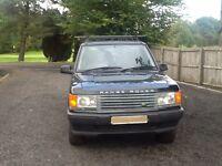 Land Rover Range Rover P38 Diesel spares or repair