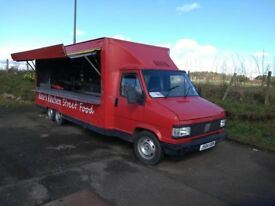 Catering Truck for sale,