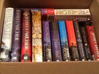 Books by Jeffrey Archer
