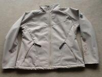 Jack Wolfskin Ladies fleece lined Windproof Jacket -Size 18