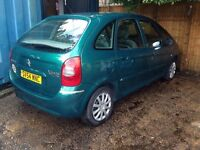CITROEN PICCASO 1.6 DIESEL NONE RUNNER WONT START MOT 06/2017 TAX NEED RECOVERY TO COLLECT THE CAR