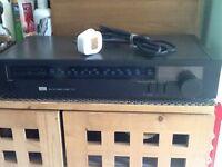 Sansui stereo AM/FM tuner T-5, £10