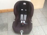 Britax ROMER KING PLUS group 1 car seat for 9kg upto 18kg(9mths to 4yrs)-used for weeks only