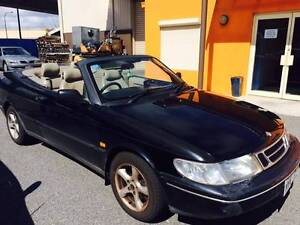 1997 Saab 900 Convertible Angle Park Port Adelaide Area Preview