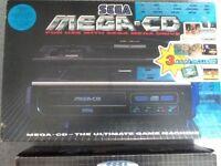 Retro Sega Mega CD Console £160