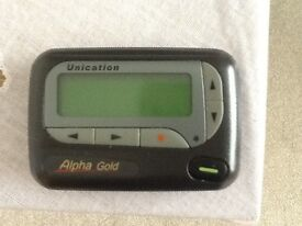 Vodafone pager