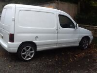 2001 1.9D CITROEN BERLINGO VAN,GREAT ALL ROUND WEE VAN