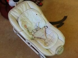 REDUCED!! Winnie The Pooh Mothercare Baby Bouncer