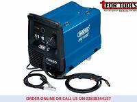 Draper 12018 MIG Welder 160A Turbo MIG Welder Gas/Gasless 230V