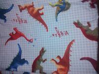 Next dinosaur print curtains