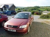 Vauxhall Astra 1.6 Auto 11 months MOT, reliable little car