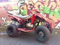 2017 HISUN ATV-2 400 cc road legal