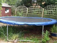 Trampoline for sale 14ft