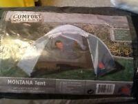 4 man NEW tent