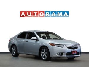 2012 Acura TSX TECH PKG NAVIGATION LEATHER SUNROOF BACKUP CAMERA