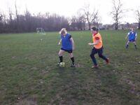 WOMENS FOOTBALL SESSIONS - LADIES FOOTBALL SOCCER CASUAL SOCIAL