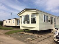 6 berth static caravan situated in a quiet location, GSH piped gas and DG