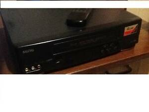 Sanyo VHS player/recorder VHR 590 Yerrinbool Bowral Area Preview