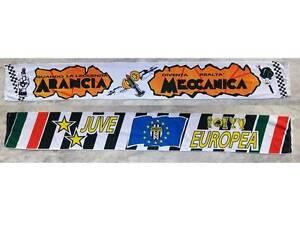 SCIARPA-ARANCIA-MECCANICA-ULTRAS-JUVENTUS-SCARF-BUFANDA-SCHAL-CLOCKWORK-ORANGE