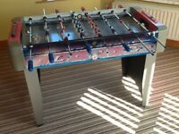 Table football, Liverpool colours