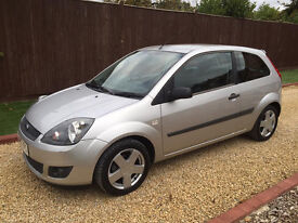 2006 FORD FIESTA 1.4 CLIMATE **AUTOMATIC**