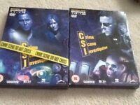 CSI, season 1, part one and 2