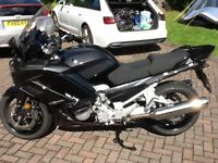 Yamaha FJR1300ea 2017 Damaged repairable for sale £6950.00 )